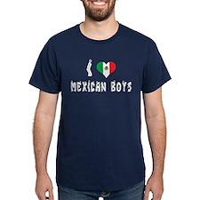 Navy Short T-Shirt