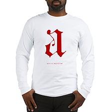 Scarlet Letter Long Sleeve T-Shirt