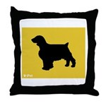 Welshie iPet Throw Pillow