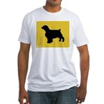 Welshie iPet Fitted T-Shirt