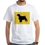 Welshie iPet White T-Shirt