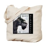 Giant Schnauzer Tote Bag