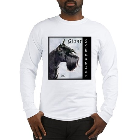 Giant Schnauzer Long Sleeve T-Shirt