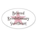 BRS Oval Sticker