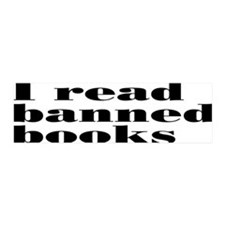 bannedbooksbumper Wall Decal