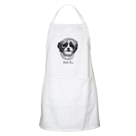 Shih-Poo BBQ Apron
