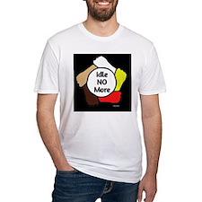 Idle No More - Five Hands (black) Shirt