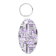 Gymnastics iPhone 5 Case Keychains