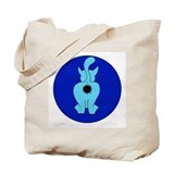 My Head Radio Tote Bag