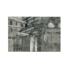 #VeniceAleHouse by Ebenlo - Rectangle Magnet