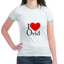 I Love Ovid T