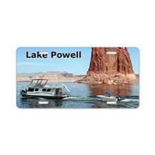 Lake Powell, Arizona, USA ( Aluminum License Plate