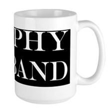 Trophy husband dark Mug