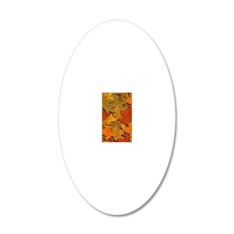 GALAXYS3 20x12 Oval Wall Decal