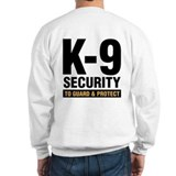 K-9 Unit Sweatshirt