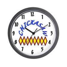 CHICKASAW TRIBE Wall Clock