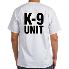 k-9 Dog Handler T-Shirt K-9 Unit