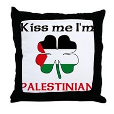 Palestine Throw Pillow