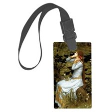 Waterhouse Ophelia Luggage Tag