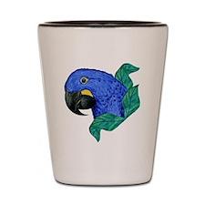 Hyacinth Shot Glass