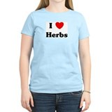 I love Herbs T-Shirt