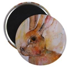 Solo Hare Magnet