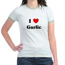 I love Garlic T