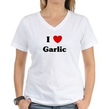 I love Garlic Shirt