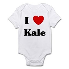 I love Kale Infant Bodysuit