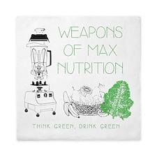 Weapons of Max Nutrition Queen Duvet