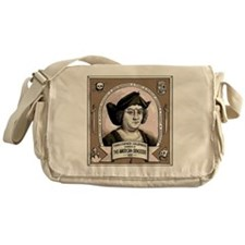 Christopher Columbus Messenger Bag