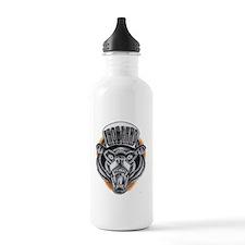brobeard bear resize w Water Bottle