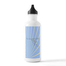 Psalms 118 Bible Verse Water Bottle