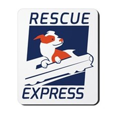 Rescue Express Mousepad