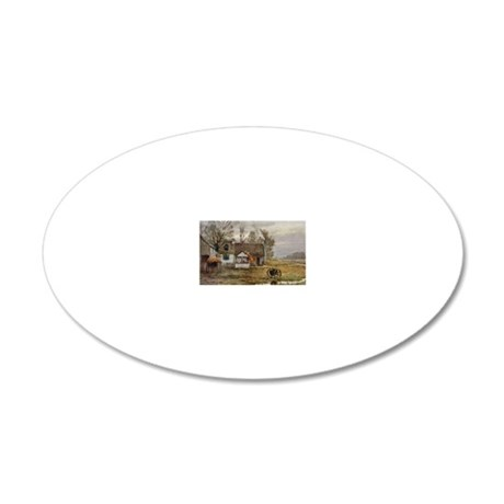 hw_power_bank_678_H_F 20x12 Oval Wall Decal