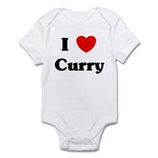 I love Curry Infant Bodysuit