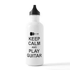 Keep Calm - Guitar (Ac Water Bottle