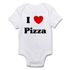 I love Pizza Infant Bodysuit