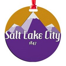 SLC Design Ornament