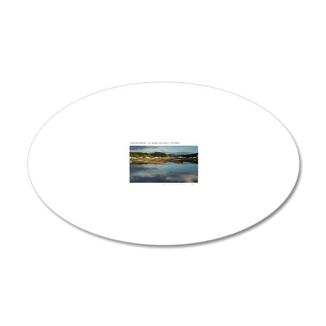 12D-05070 5-flat-cover-title 20x12 Oval Wall Decal