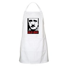 Edgar Allan Poe Baltimore Sticker Apron