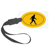 Sasquatch Luggage Tags