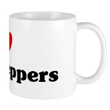 I love Chile Peppers Mug