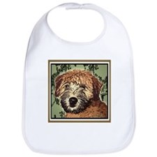 Soft Coated Wheaten Terrier Bib