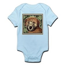 Soft Coated Wheaten Terrier Infant Creeper