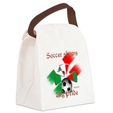 Mex Pride2 Canvas Lunch Bag