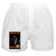 I Heard You, Baby Boxer Shorts