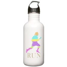 bnt_run Water Bottle