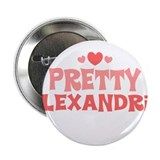 "Alexandria 2.25"" Button (10 pack)"