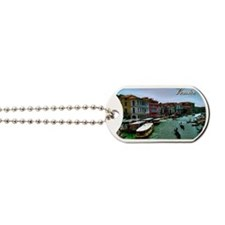 Venice - Grand Canal Dog Tags